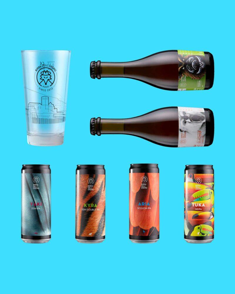 Pack Birra dell'Eremo