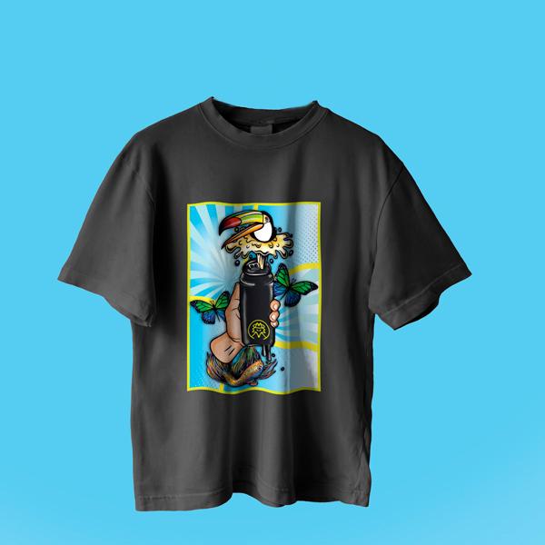 T-shirt birra dell'eremo